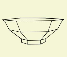 купальная чаша под обделку