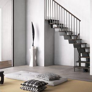 ЛМГО-20. Г-образная металлическая лестница