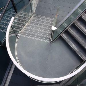 ЛМПО-25. Уличная металлическая лестница