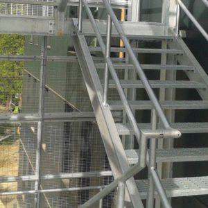 ЛМП-70. Пожарно-эвакуационная лестница