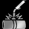 иконка сварка труб